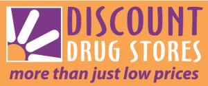 Discount Drug Stores Logo