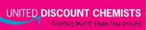 United Discount Chemist Logo