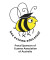 Eczema Association Bee Logo