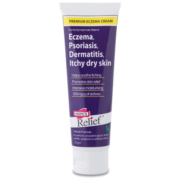 Hope's Relief Eczema Psoriasis Premium Eczema Cream